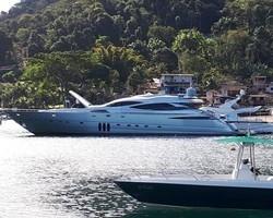 Iate luxuoso de Eike Batista é vendido em leilão por R$ 14,4 mi