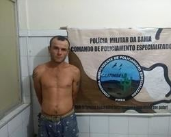 Polícia prende na Bahia suspeito de matar radialista em Valença