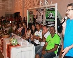 Vereador Samuel Silva lança mais uma edição da Copinha Sub 21