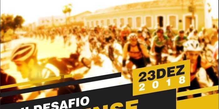 II Desafio Oeirense de Ciclismo acontece neste domingo (23)
