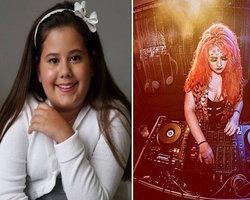 Ex-atriz mirim surge irreconhecível em boate gay no MG