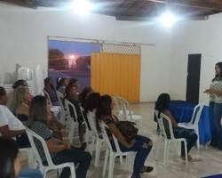 Curso de cuidadores de idosos é realizado em Santo Inácio