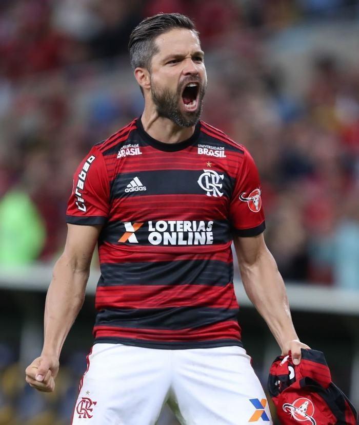 Diego é misterio em 2019 para o Flamengo (Crédito: Reprodução Instagram)