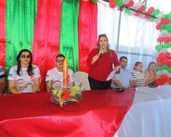 Natal organizado pela SEMAS, é comemorado na Praça da Juventude