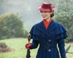 O Retorno de Mary Poppins faz estreia nacional nos cinemas