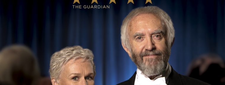 Com atuação de Glenn Close, A Esposa estreia no dia 10 de janeiro