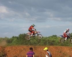 II Motocross em São João da Serra foi adrenalina pura