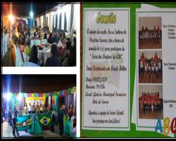 Prefeitura de DEL realiza formatura do ABC de alunos das creches.
