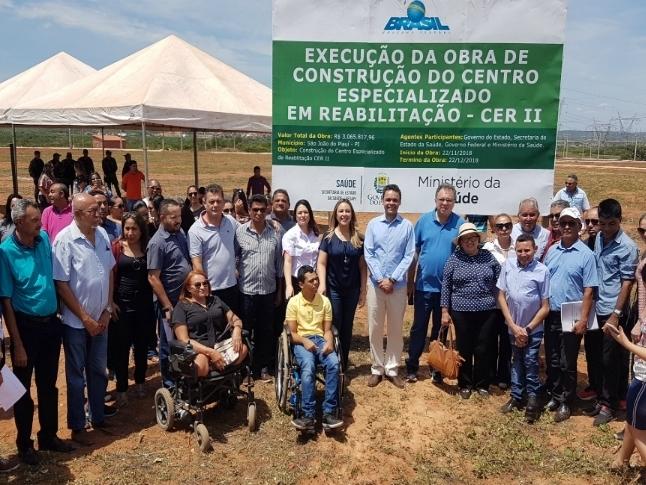 São João do PI ganha centro estadual de reabilitação em 2019
