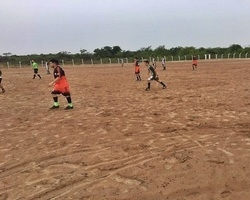 Copa Sub 21: Terra Dura 1 X 0 Areia Barça