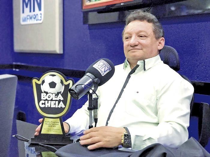 Dr. Gilberto Albuquerque, diretor-geral do HUT