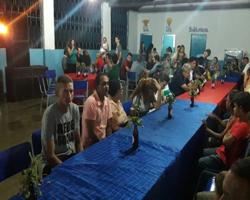 Prefeitura realiza confraternização de fim de ano para os Garis