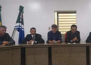 Vereador João Filho Abreu reeleito para presidente por unanimidade