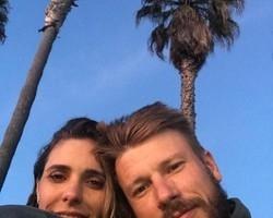 "Rodrigo Hilbert se declara para Fernanda Lima: ""Sempre apaixonado"""