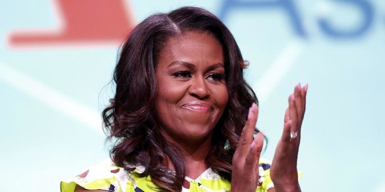 Michelle Obama supera Hillary como mulher mais admirada dos EUA