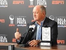 Felipão confirma convite para assumir seleção da Colômbia