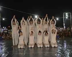 Espetáculo reúne 320 alunos no encerramento da FLOR em Oeiras
