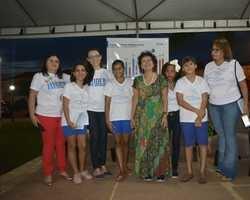 Estudantes da rede municipal de Oeiras lançam livros na FLOR 2018