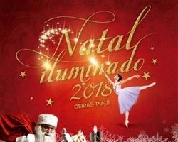 Natal Iluminado: Oeiras inaugura decoração natalina domingo, dia 09