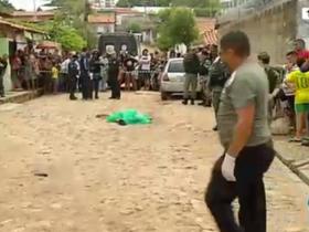 Jovem é perseguido e morto a tiros na zona Sul de Teresina