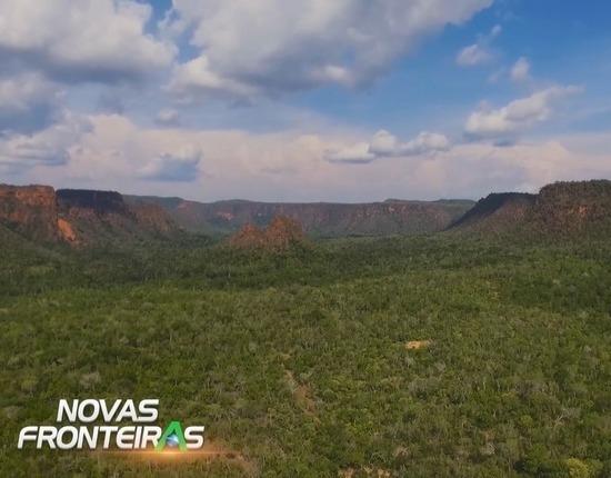Novas Fronteiras: As belezas do Refúgio Ecológico Torre da Lua