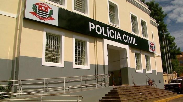 Central de Flagrantes Polícia Civil Delegacia DIG Dise Ribeirão Preto  (Crédito: Maurício Glauco/EPTV )
