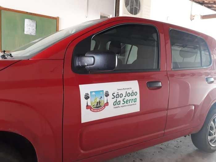 Com organização e equilíbrio das contas, Carlos Cezar adquiri veículo zero km para Câmara