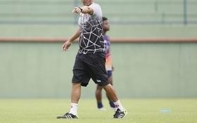 No Sub-20, Vasco faz último treino do ano visando a Copinha