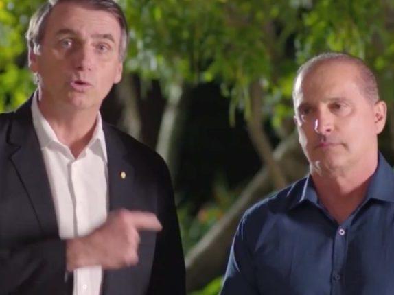 """Onyx admite uso de verba em campanha: """"Está tudo dentro da lei"""""""