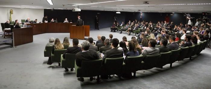 Julgamento do pedido de liberdade de Lula (Crédito: Nelson Jr./SCO/STF )