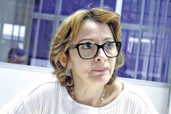 Auditora fiscal do MTE-PI, Soraya Lima (Crédito: José Alves Filho)