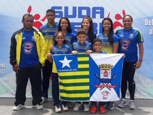 ASBAGDI conquista seis medalhas no Sul-Americano 2018