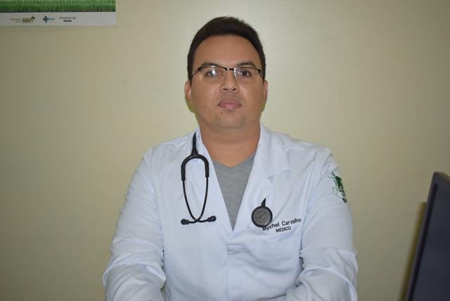 Mais um profissional filho da Terra, formado em Medicina