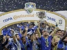 Com Copa do Brasil, Cruzeiro termina 2018 com R$ 77 mi em prêmios