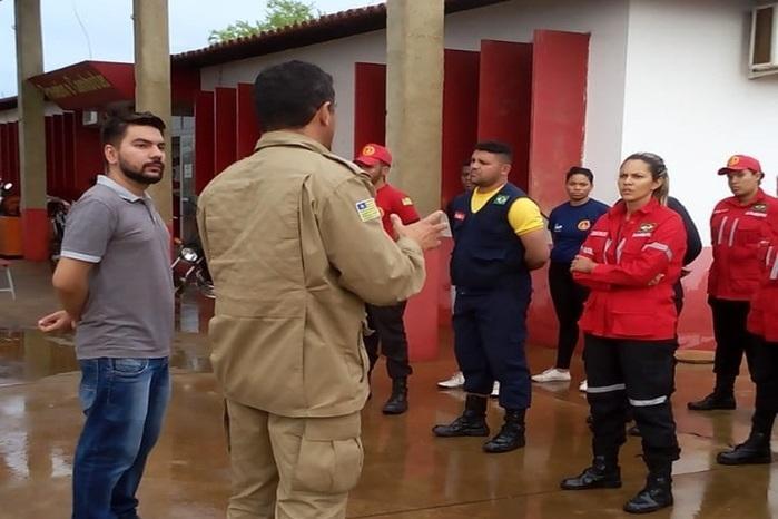 (Crédito: Divulgação/Corpo de Bombeiros)