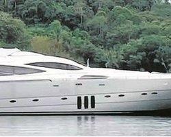 Iate luxuoso de Eike Batista vai a leilão por R$ 18 milhões