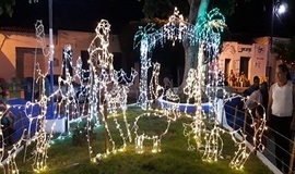 Espetáculo no Acender das Luzes e atrações culturais em DEL