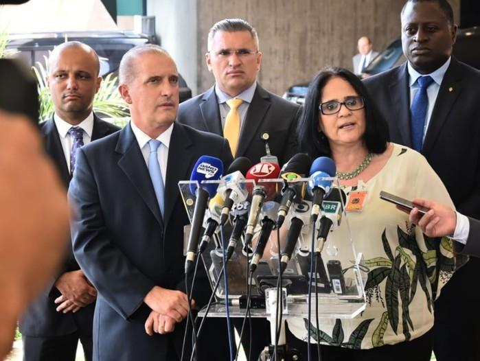 Damares Alves (Crédito:  Rafael Carvalho/Governo de Transição )