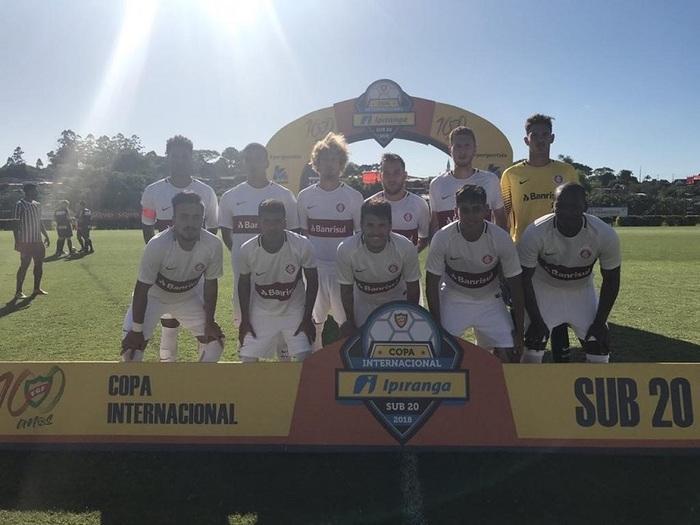 Inter goleou o Fluminense por 4 a 0 (Crédito:  Site da FGF)