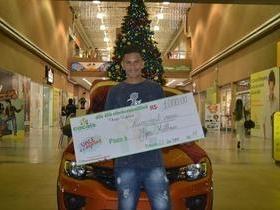 Promoção Natal Premiado do Cocais Shopping já tem dois ganhadores