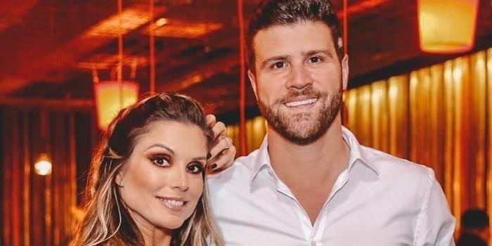 Casal da Fazenda, Flávia Viana e Marcelo Ieié terminam namoro