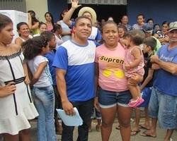 Com festa, sorteios e promoções, Unilar Móveis é aberta em São João