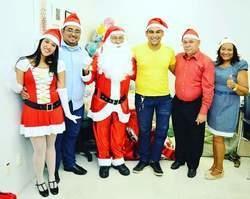Programação da 9ª edição do Projeto Papai Noel Solidário