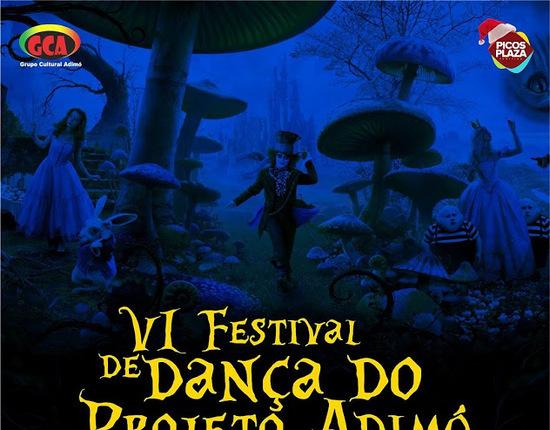 Festival de dança acontece neste sábado no Picos Plaza Shopping