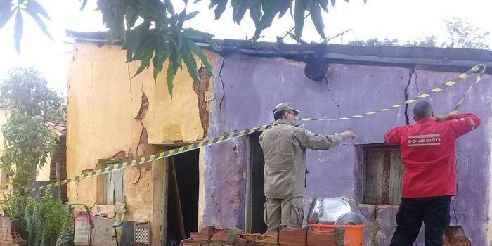 Defesa Civil mapeia 10 bairros com áreas de risco após chuvas