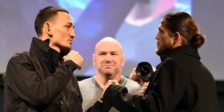 Holloway e Ortega disputam cinturão neste sábado