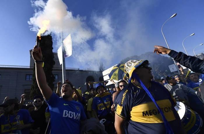 (Crédito: OSCAR DEL POZO / AFP)