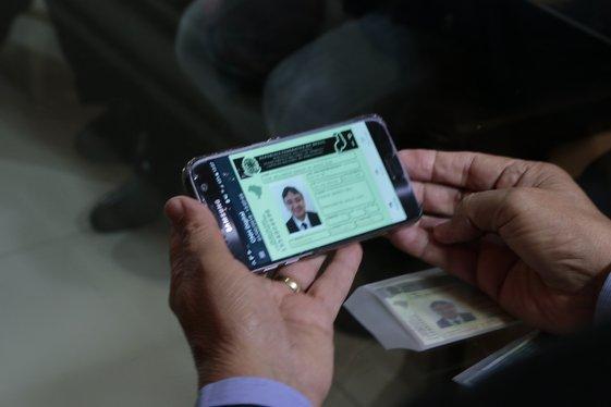 Piauí lança Carteira de Habilitação Digital (Crédito: CCOM)
