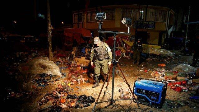 Explosão na Bolívia deixa pelo menos 6 mortos e 28 feridos