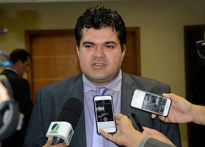 Deputado estadual Diego Coelho (Crédito: Reprodução )